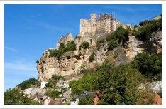 Замок Бейнак (Сhâteau de Beynac).