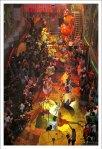 Красочный парад на Променаде в заключительный вечер.