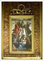 """Педро де Кампанья: """"Снятие с креста"""" (1547). Севильский собор."""