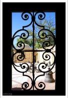 На входе в Королевскую Андалузскую школу верховой езды.