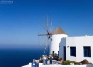 Голландская мельница на греческий манер.