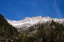 Вершина Олимпа - там, где восседали боги.