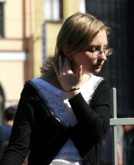 Тургеневская девушка.