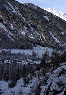 В горах около деревушки Lillaz. Национальный парк Gran Paradiso.