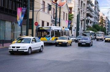 Афинский трафик.