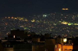 Вечерние Афины.