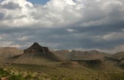 Обзорная площадка Sotol Vista overlook.