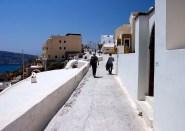 Главная и единственная улица в поселке Ия.