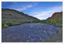 Реа Шошони (Shoshone River), длиной 160 км.