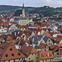 Чехия: Крумловская десятка