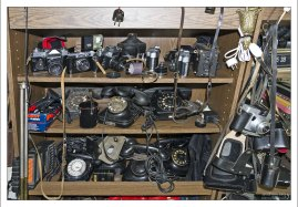 Экзотические телефоны, с точки зрения современного человека :)