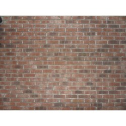 Small Crop Of Black Brick Wall