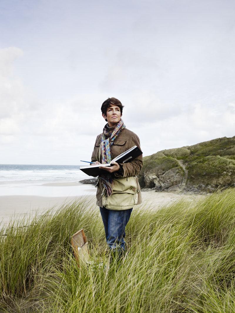 Iphone Wallpaper Maker Amanda Hoskin Cornish Artist Country Living Uk