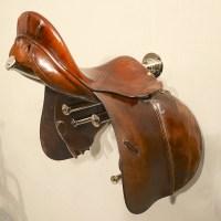 Equestrian | Saddle rack | Bridle rack | Andrew Nebbett ...