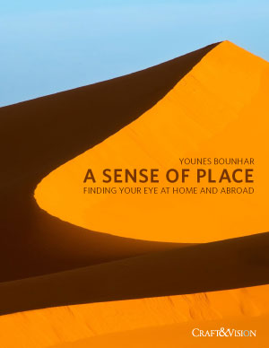 A Sense of Place ebook by Younes Bounhar You