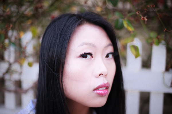 Portrait with 50mm lens
