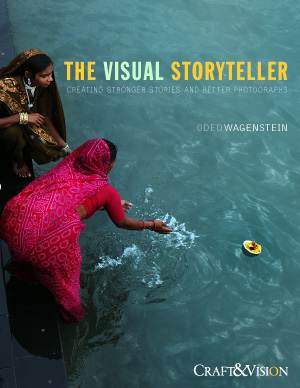 The Visual Storyteller ebook by Oded Wagenstein