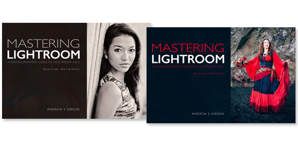 Mastering Lightroom Books Three & Four bundle