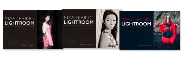 Mastering Lightroom three ebook bundle