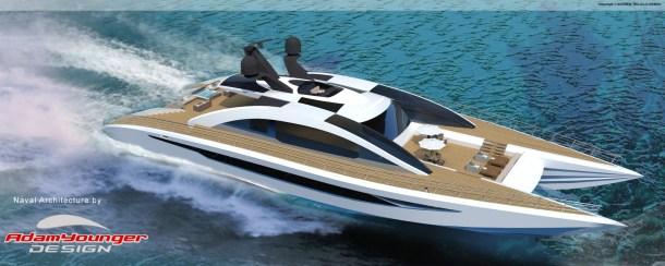 45 Metre motor yacht-Catamaran-2