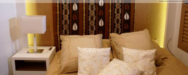 I helped in the specification + project management  + selection of finishes, fabrics, fittings etc.