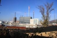 Blast furnace gas boilers