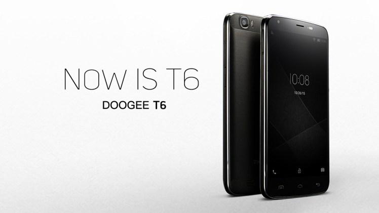 Doogee T6 PRO: Olvidate de la batería por unos días gracias a sus 6.250mAh