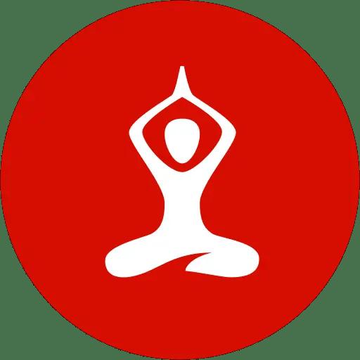 Gym 3d Wallpaper Yoga Icon Images Usseek Com