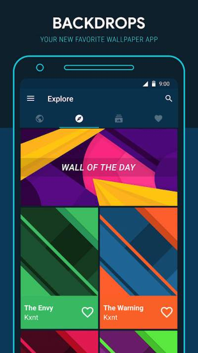 Backdrops Pro Apk - Wallpapers v3.16 Download [Latest]