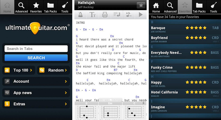 Best Android apps for guitarists and guitar players - Android Authority