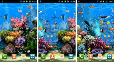 Best aquarium and fish live wallpapers for Android - Android Authority