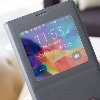 Samsung S-View Flip Cover for the Galaxy Note 4