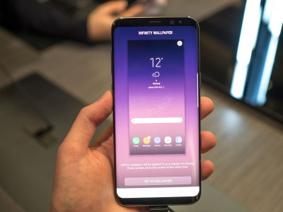 The Galaxy S8's new 'Infinity Wallpapers' are awesome — here's how they work | Android Central