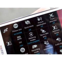 Small Crop Of Samsung Galaxy S5 Camera