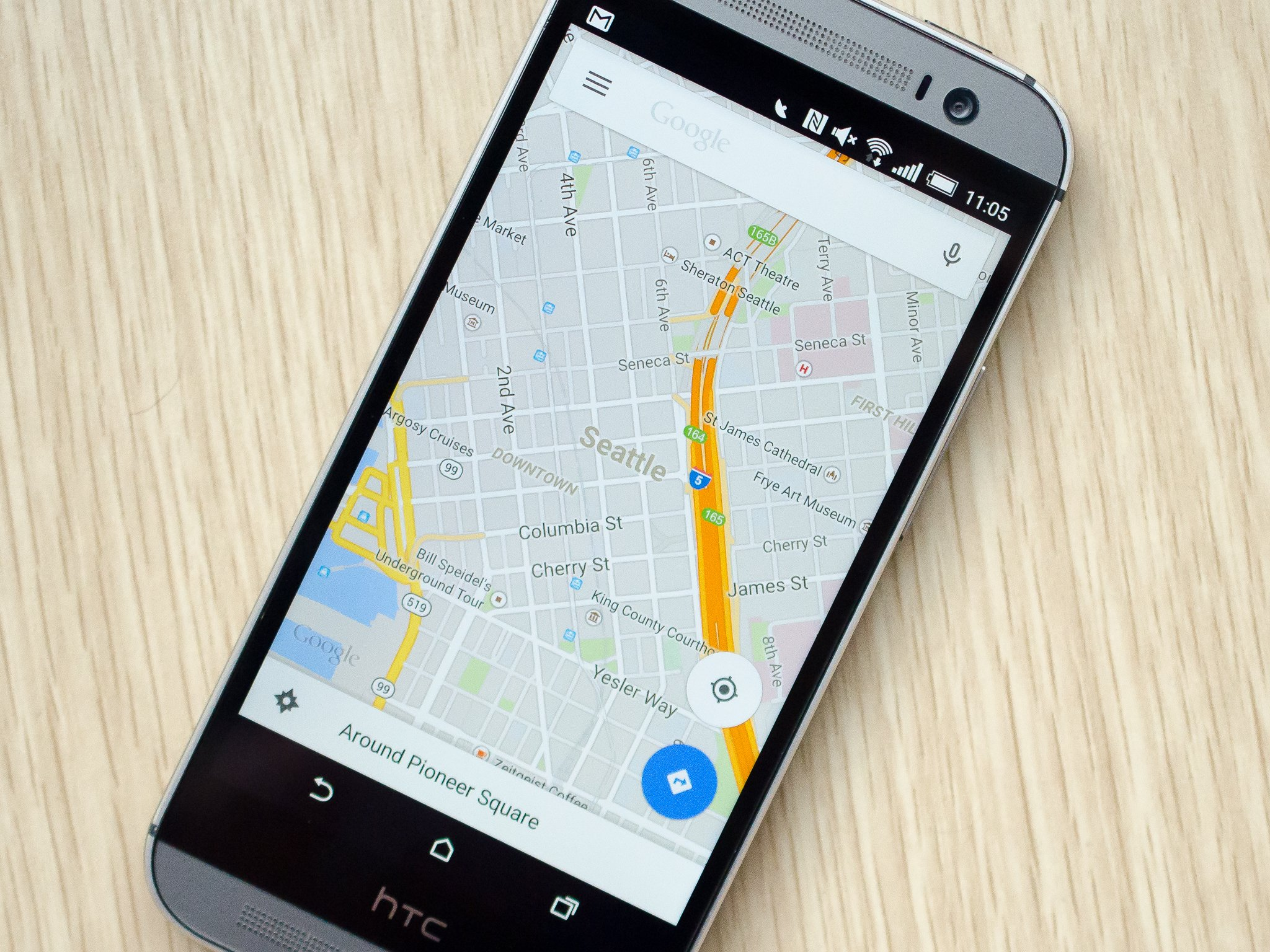 Car Parking Wallpaper The Basics Of Google Maps For Android Android Central
