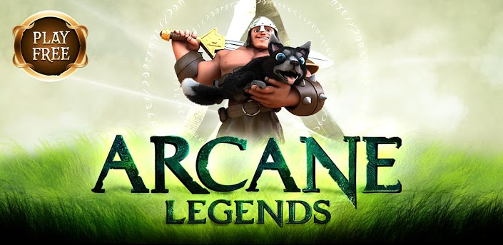 Arcane Legends para Android