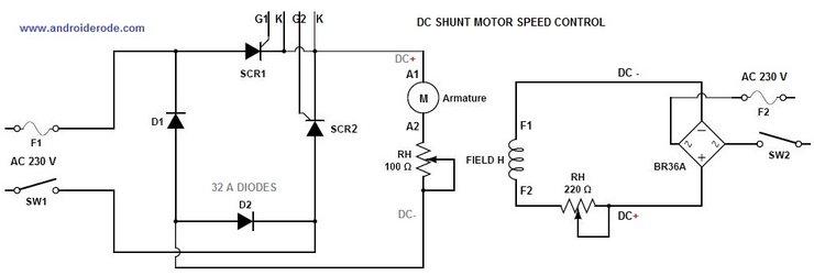 Armature Wiring Diagram - Wiring Data Diagram