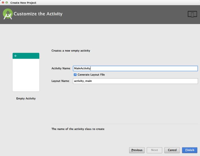 Android te JSON Veriyle Çalışmak - Aktiviteyi Özelleştirme