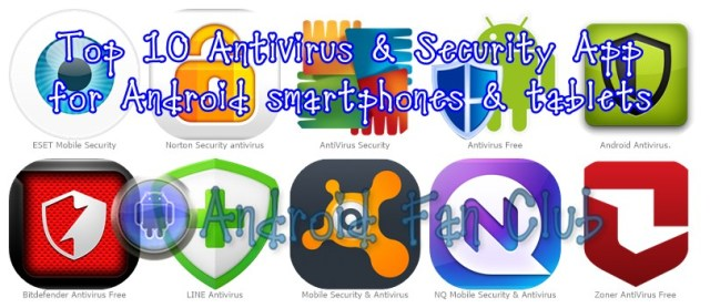 Top 10 Best Antivirus & Security Apps for Android