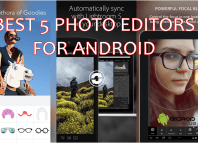 Best Top Rated Photo Editors Android Free APK Download