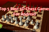 Best Top Rated 3D HD Chess Games Android Download APK Free