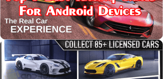 Top Rated HD Racing Games For Android Smart Phones & Tablets In April 2015