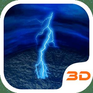 Cm Launcher 3d Theme Wallpaper Apk Download 3d Lightning Tech Theme Free Apk Android App Android
