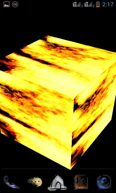 3d Cube Wallpaper Apk 3d Fire Cube Live Wallpaper Android App Free Apk By