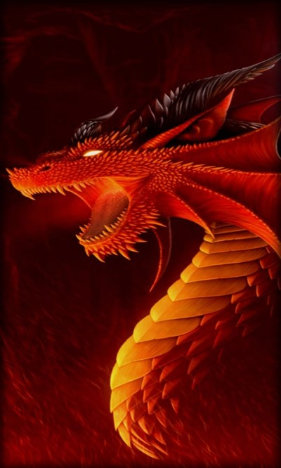 Dragon Live Wallpaper Android App APK by Milan