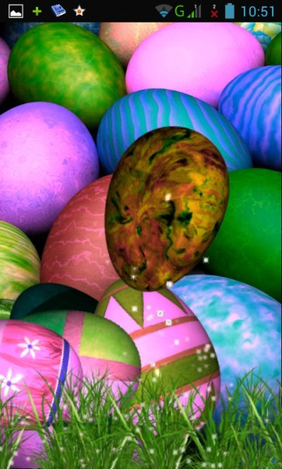 Easter Live wallpaper free Android App APK by Burnout soft