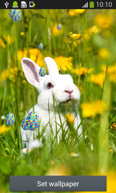 Easter Live Wallpapers Android App - Free APK by Popular Melodies