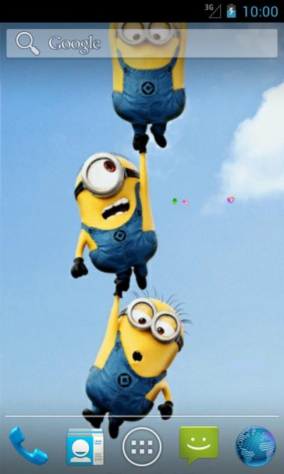 Funny Minions Live Wallpapers Android App - Free APK by ozhar