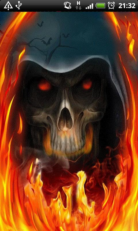 Free Life Quotes Wallpaper Downloads Grim Reaper Wallpaper Free Apk Android App Android Freeware