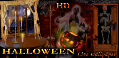 HD Halloween Live Wallpaper Android App APK by Milenita Live Wallpapers and Widgets